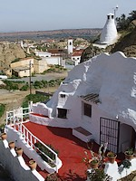 location de vacances troglodytique en Andalousie à Guadix près de Grenade