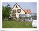 Location chambre hote en Alsace avec piscine privée